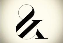•Tipography