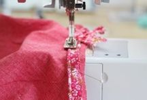 Sewing stuff / by Fiona