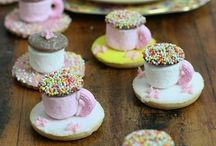 Daughters fifth birthday ideas / First official birthday party for her and her little friends