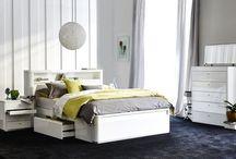 Bedroom suit / New bedroom scheme