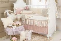DESIGN/DIY: Baby Nursery Ideas / A  wide variety of design ideas for your baby's nursey. / by Missy Shaffer