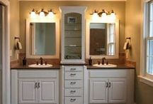DESIGN/DIY: Bathrooms / Decor and Design Ideas for the Bathroom / by Missy Shaffer
