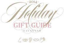 Holiday Gift Guide / Great Local Gifts for the Holidays!