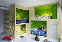 DESIGN/DIY: Bedroom-Children / by Missy Shaffer