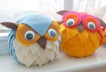 sewing and felt projects / DIY sewing projects, felt crafting ideas, and simple sewing crafts