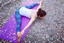Yoga Poses with WOW Factor / Ahh...in my dreams.  Or maybe in reality if I keep on trying!