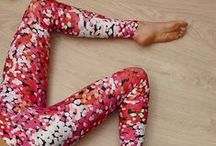 Yoga Pants / Comfortable, fashionable, eco-friendly yoga pants are a must-have for the modern yogi.  Move over jeans.  Once you find the perfect yoga pants, you'll never wear anything else.