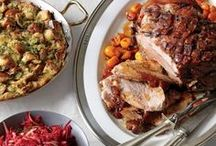 CHRISTMAS: Dinner at My House / All of my favorite recipes from Christmas Dinners Past and Present. / by Missy Shaffer