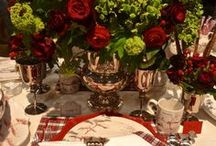 CHRISTMAS: Tabletop Decor / by Missy Shaffer