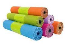 Yoga Mats / Have yoga mat, will practice yoga!