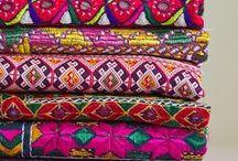 ºTextilesº / Around the world textiles