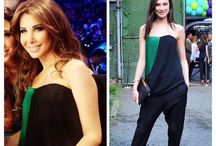 Elmuda.com celebrity / International and Arab celebrities most iconic looks on Elmuda.com get inspired