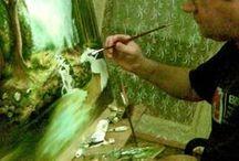 malarstwo / maluję obrazy olejne...