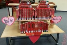 Library Love / Library loves from the world over. / by Mamye Jarrett Library @ East Texas Baptist University