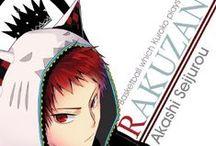KnB Rakuzan Team