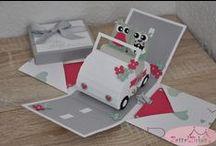 ZettelZirkus - Mit Liebe Handgemacht / Stampin' Up! beim ZettelZirkus - Liebevoll gestaltete Karten, Verpackungen, Project Life und vieles mehr, mit Produkten von Stampin' Up!