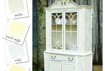Whites by Heirloom Traditions Paint