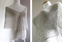 Knit: Modern Lace. / Gorgeous knitting with modern lace.