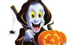 Halloween / Halloween, wij zijn er dol op en hebben er veel over geschreven :-)