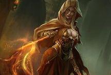 Caena / Sorceress