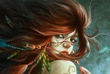Vimorie / Druid/Natures Fury