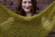 Knit Gallery: Herald. / Gorgeous Herald shawls made by lovely knitters.