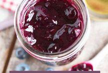 Jam, jellies and chutneys