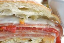 Sandwiches, Paninis, Subs and Wraps