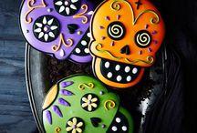 Halloween and Día de los Muertos