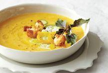 Soups, Creams and Stews