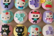 Party Cupcakes and Cakes