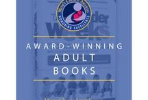 Award-Winning Adult Books / Whatever your genre, these are the books you'll love reading in your spare time!