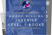 Award-Winning Juvenile Level 1 Books / These are the books for kids learning to read for themselves ... some for fun, some for learning. Audience: 5 to 8