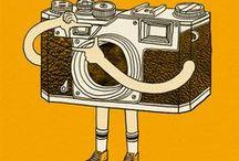 Trendy Illustrations / by Veronica Granado