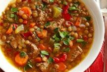 Soup, Stew & Beans
