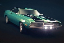 Muscle Cars / by Christina Rogers