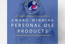 Award-Winning Personal Use Products