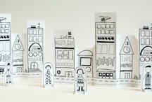 Printables & Paper Projects / by Lea Bo