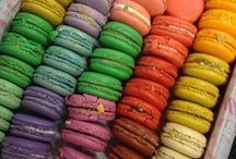 Macarons. / Paris.