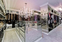 Closets & Vanities / by Merisa Eavenson