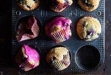 Cupcakes, Muffins + Scones