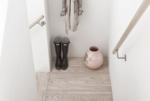 Hallway & Stairs ⌂ / Tips and tricks, beautiful design and many inspirational pins for your hallway and stairs