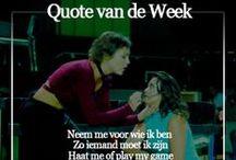 MusicalsNL Quotes / Quotes uit diverse musicals van Joop van den Ende Theaterproducties.
