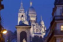 Paris! / by Debra Tidball