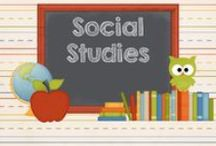 social studies / Social Studies teaching ideas, mentor texts and freebies.