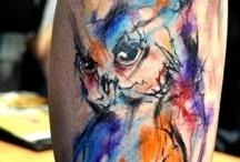 I want you all tattooed. I want you bad! / by Maki Hirai