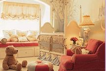 Children's Rooms & Nurseries / by Merisa Eavenson