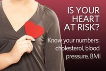 Heart Healthy Living / Show your heart some love with these hearty healthy tips.