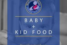 Baby + Kid Food / wholesome recipes for new eaters, picky kids, and everything inbetween!