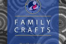 Family Crafts / Bring your family together and do one of these fun crafts!
